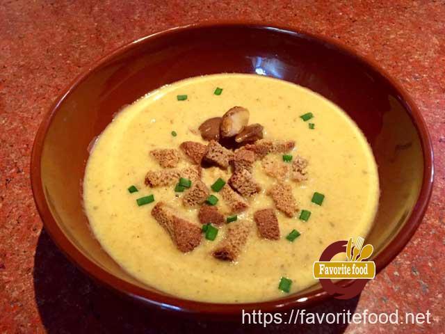 готовим грибной крем суп