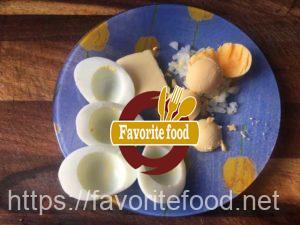 готовим яйцо фаршированное