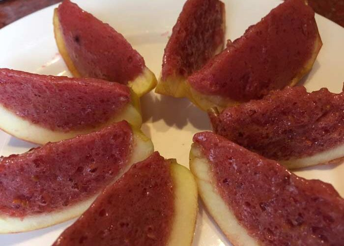 candy watermelon slices